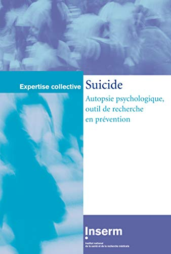Suicide (French Edition): Inserm