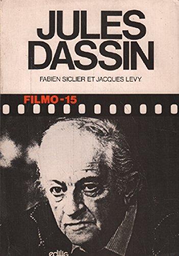 9782856011553: Jules Dassin (Filmo) (French Edition)