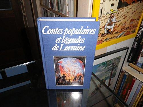 9782856160114: Contes populaires et légendes de Lorraine (Collection Club géant)