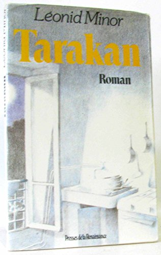 9782856162866: Tarakan: Roman (Romans) (French Edition)