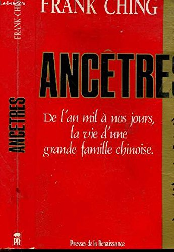 Ancêtres (2856164803) by CHING, Frank
