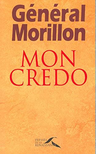 9782856167267: Mon credo (French Edition)