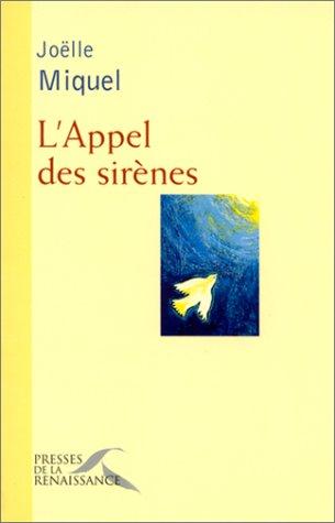 9782856167304: L'Appel des sirènes