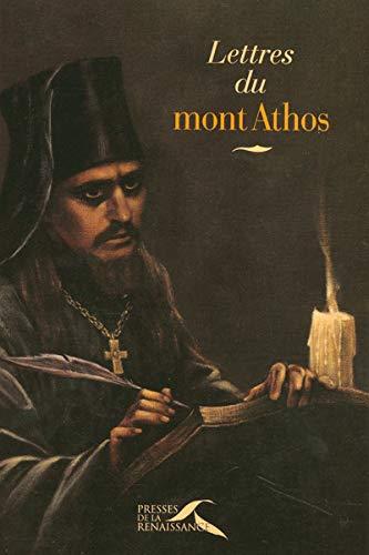 9782856169230: Lettres du Mont Athos
