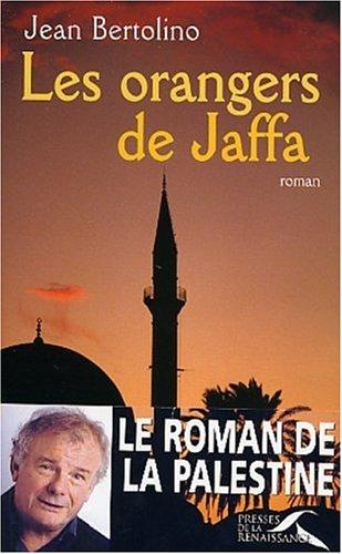 Les orangers de Jaffa: Bertolino, Jean