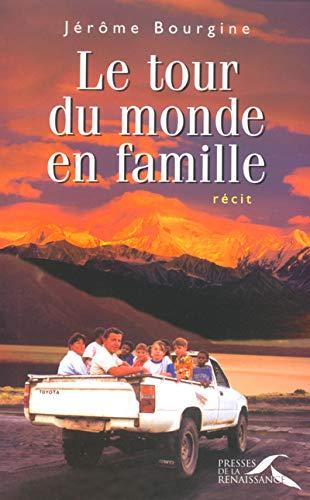 9782856169469: Le Tour du monde en famille