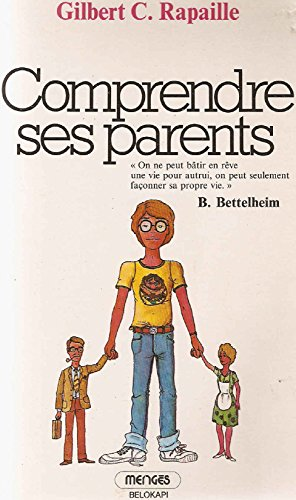 9782856200414: Comprendre ses parents et ses grands-parents