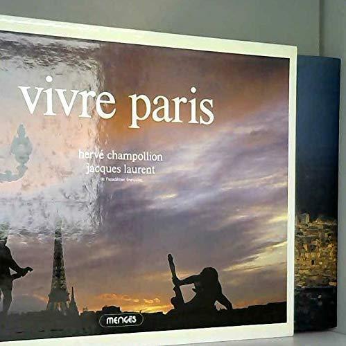 9782856202838: Vivre Paris (French Edition)