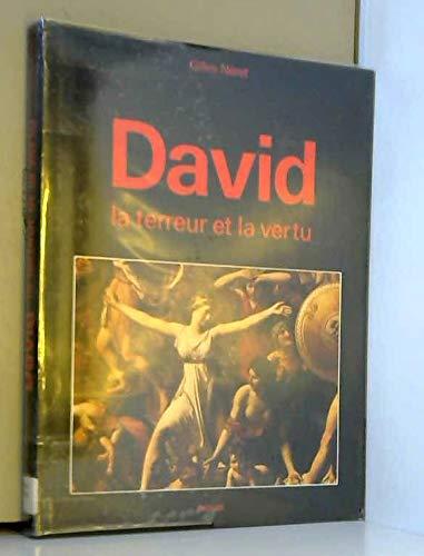 9782856202975: David: La terreur et la vertu (French Edition)