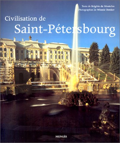 9782856204245: Civilisation de Saint-Petersbourg