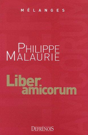 Mélanges en l'honneur de Philippe Malaurie (French Edition): André Decocq