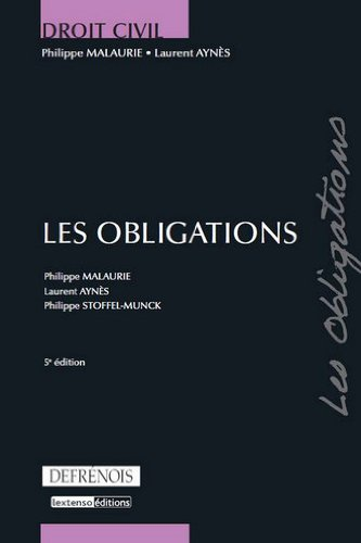 9782856231968: Obligations (French Edition)