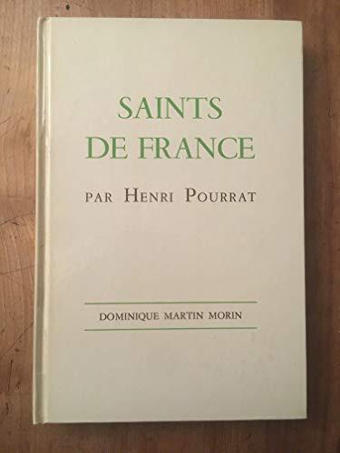 9782856520222: Saints de France (French Edition)
