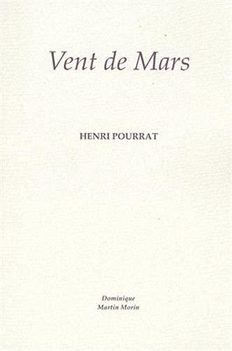 9782856523087: Vent de Mars