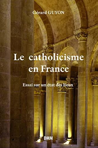 9782856523698: Le catholicisme en France : Essai sur un état des lieux