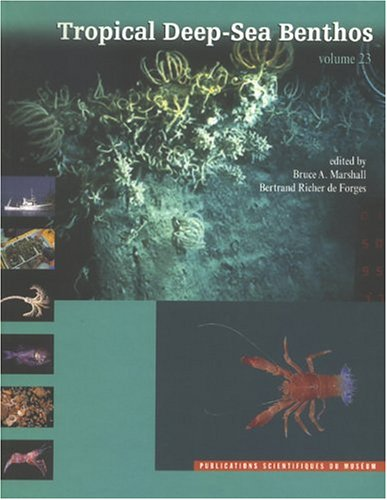 Tropical Deep-sea Benthos ------- Volume 23