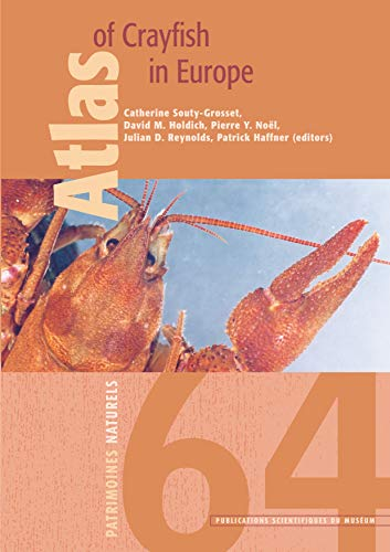 9782856535790: Atlas of crayfish in Europe