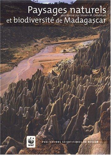 9782856535981: Paysages Naturels Et Biodiversite De Madagascar