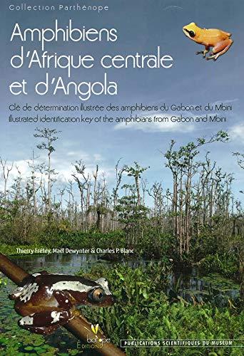 9782856536780: Amphibiens d'Afrique centrale et d'Angola