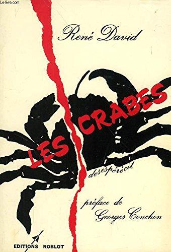9782856670118: Les Crabes : D�sesp�r�cit (Romans du monde)