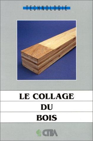 9782856840030: Le collage du bois
