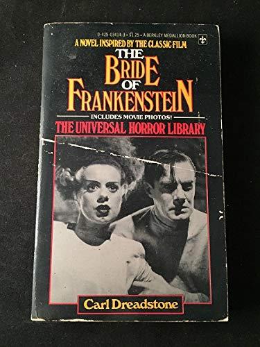 9782856940129: The Bride Of Frankenstein