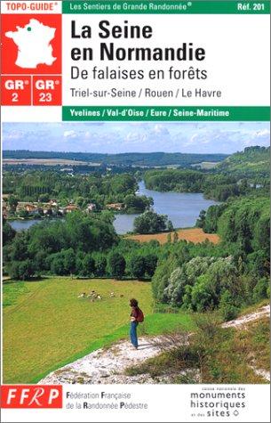 9782856997628: La Seine en Normandie GR2/23/25