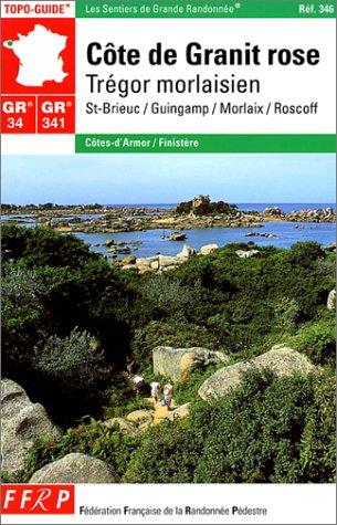 9782856998601: Côte de Granit Rose GR 34/341