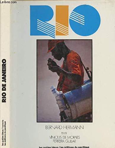 Rio de Janeiro: Bernard Hermann, Vinícius