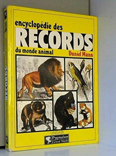 9782857040880: Encyclopédie des records du monde animal