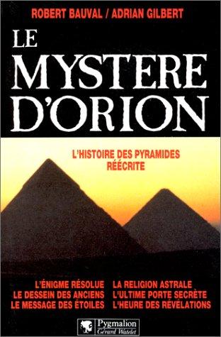 9782857044284: LE MYSTERE D'ORION