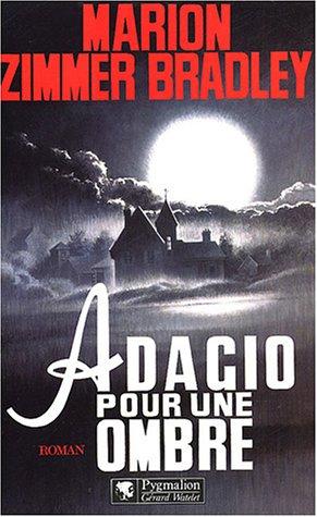 9782857044598: Adagio pour une ombre