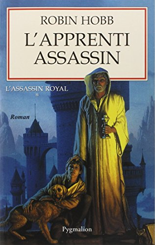 9782857045601: L'Assassin royal, tome 1 : L'Apprenti assassin