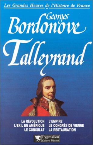 9782857045977: Talleyrand