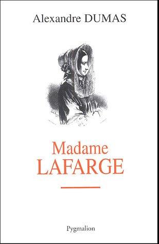 9782857049647: Madame Lafarge