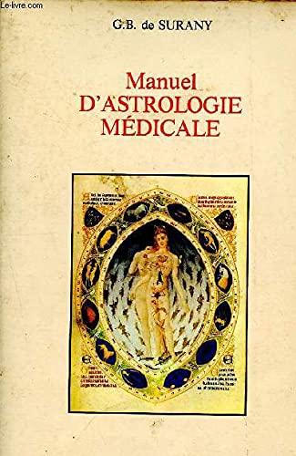 9782857070894: Le Manuel d'astrologie médicale