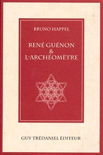 9782857078425: René Guénon et