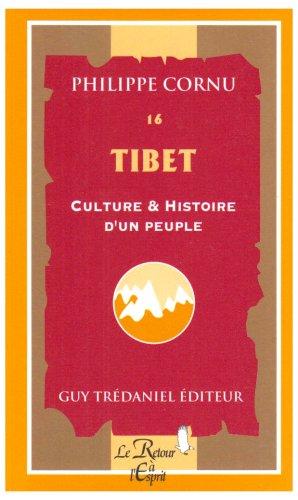 9782857079958: Tibet : Culture et Histoire d'un peuple