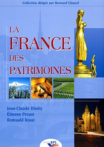 9782857083788: La France des patrimoines