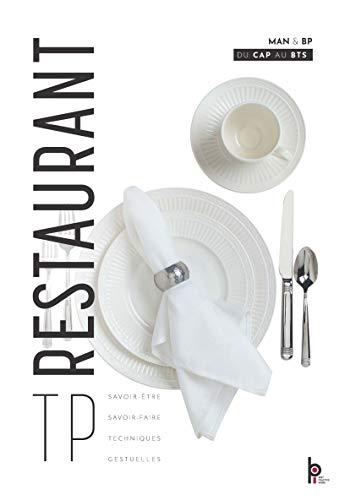 9782857085188: TP restaurant CAP, Bac pro, BTN, MAN, BTS, BP (Enseignement Formation Restauration Hôtellerie Tourisme)