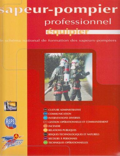 9782857253877: Sapeur pompier professionnel, équipier