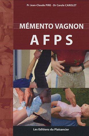 9782857254409: M�mento Vagnon AFPS