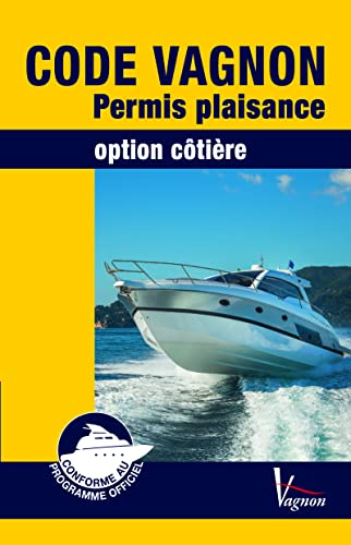 9782857258643: Code Vagnon Permis Plaisance Option Cotiere