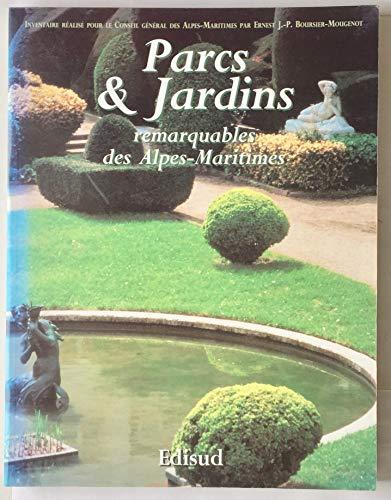 Parcs et jardins remarquables des Alpes-Maritimes: Ernest J.-P. Boursier-Mougenot