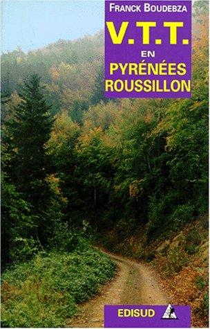 9782857448419: VTT en Pyrénées-Roussillon