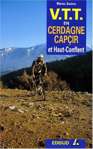 9782857449072: VTT Cerdagne, Cap�ir et Haut-Conflent