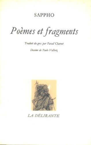 Poèmes et fragments (2857450087) by Sapphô