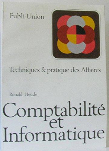 9782857900016: Comptabilité et informatique (Techniques et pratique des affaires)