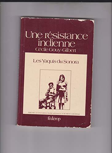 9782857920182: Une résistance indienne