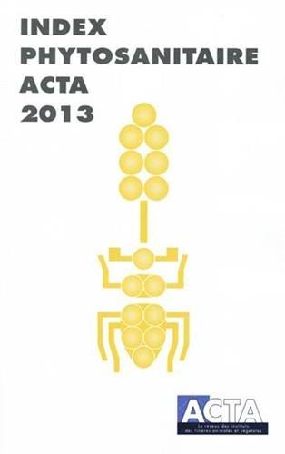 index phytosanitaire 2013 gratuit
